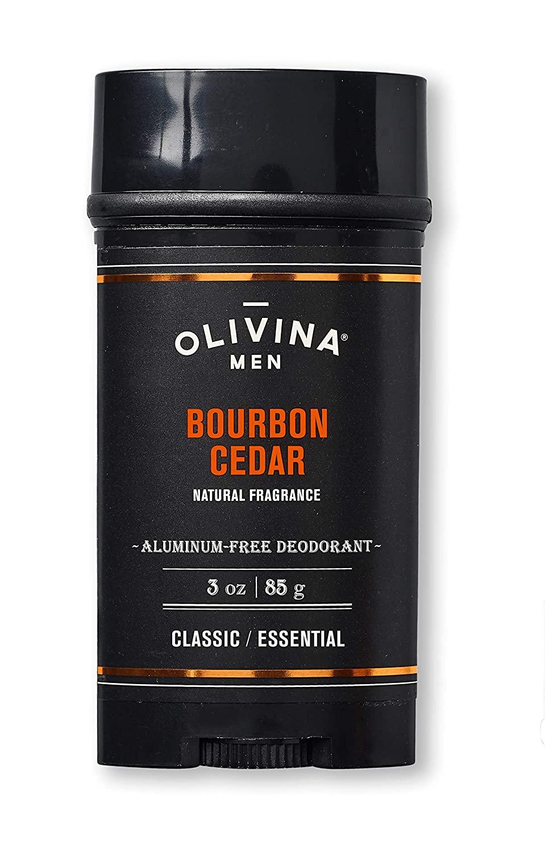 Olivina Men Aluminum Free Deodorant