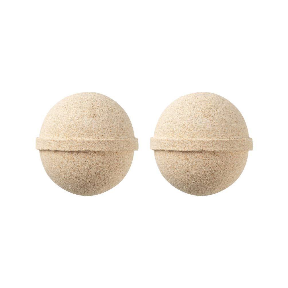 Lurrose Bath Bomb Gifts Salt Balls Artemisiae Balls Argyi for Women Men Kids Women Children 2pcs