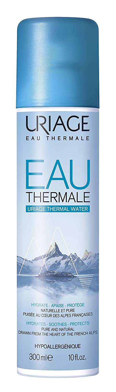 URIAGE Thermal Water Spray | Mineral Infused Face Mist Spray