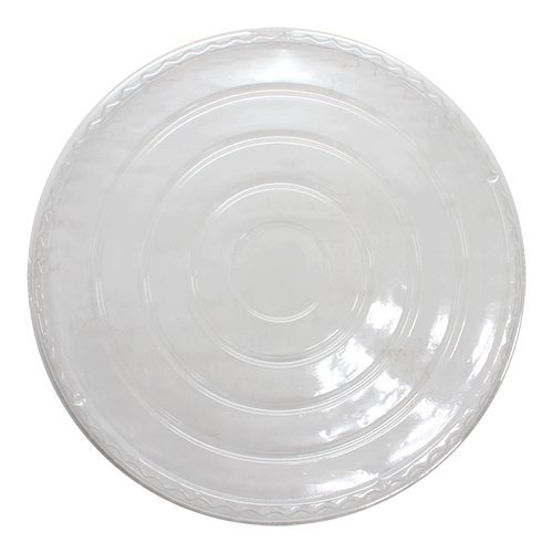 Karat FP-PSBL203-OPS 48 oz. Paper Short Bucket Lids (Case of 270)