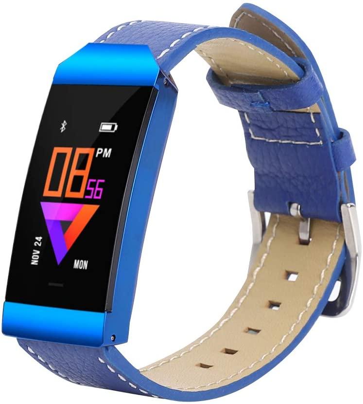 TOPINCN Smart Watch, Smart Bracelet, Intelligent Professional Fitness Tracker for Men Heart Rate Blood Pressure Sleep Monitor Women