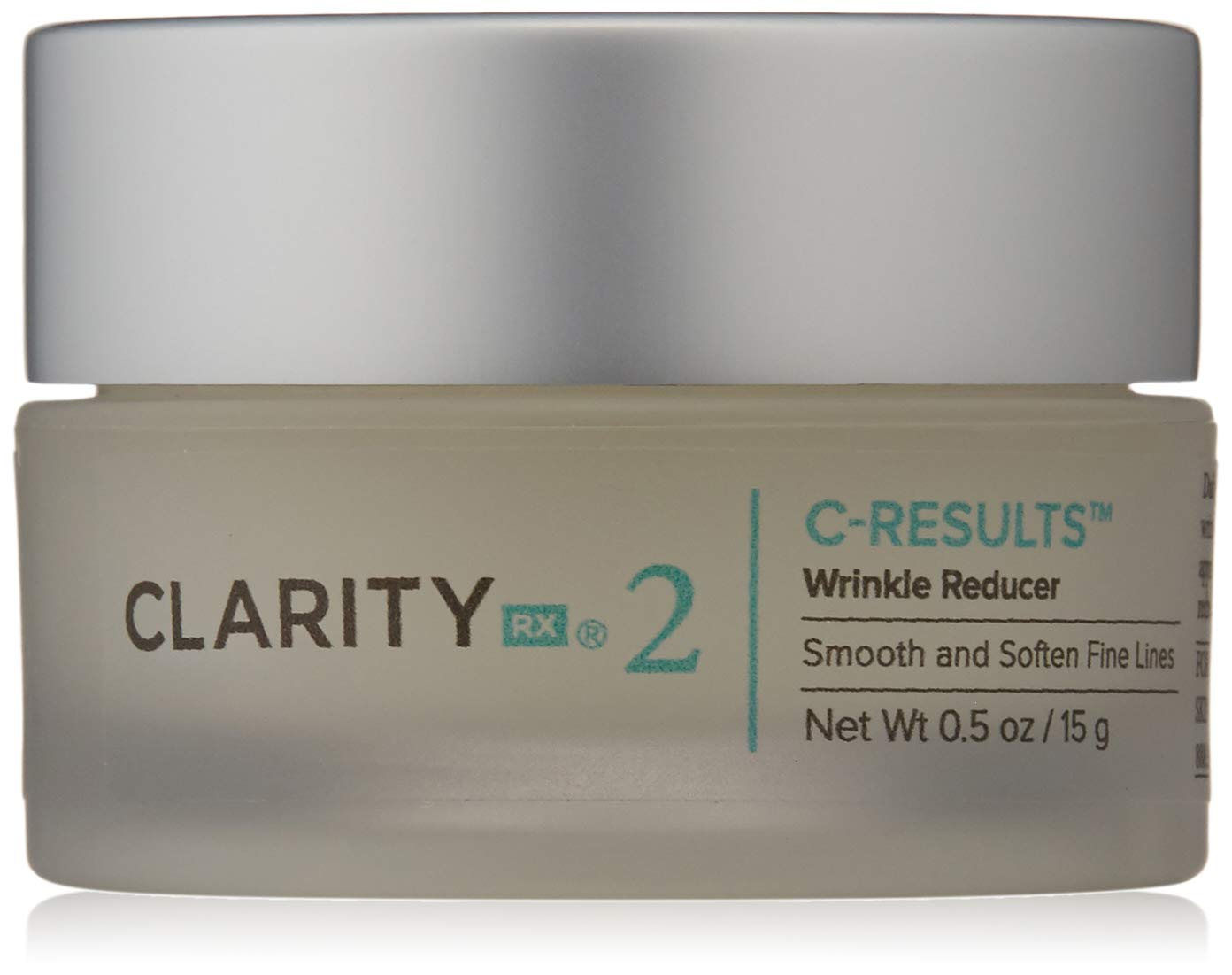 ClarityRx 2 C-Results Wrinkle Reducer, 0.5 oz