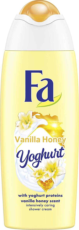 Fa Shower Cream - Yoghurt Vanilla Honey for Dry Skin 250ml/8.4oz