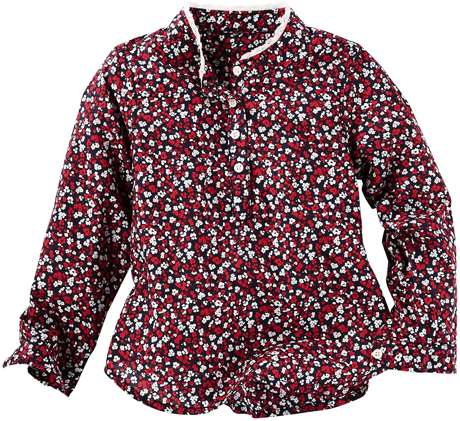 OshKosh B'Gosh Girls' Woven Buttonfront 21412210