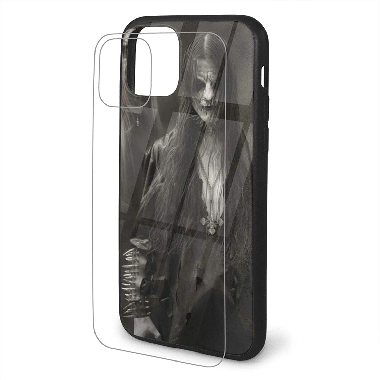 SXDCFV Gorgoroth Glass Phone Case iPhone 11 Series Personalized Design Printed Shockproof iPhone 11 Pro max