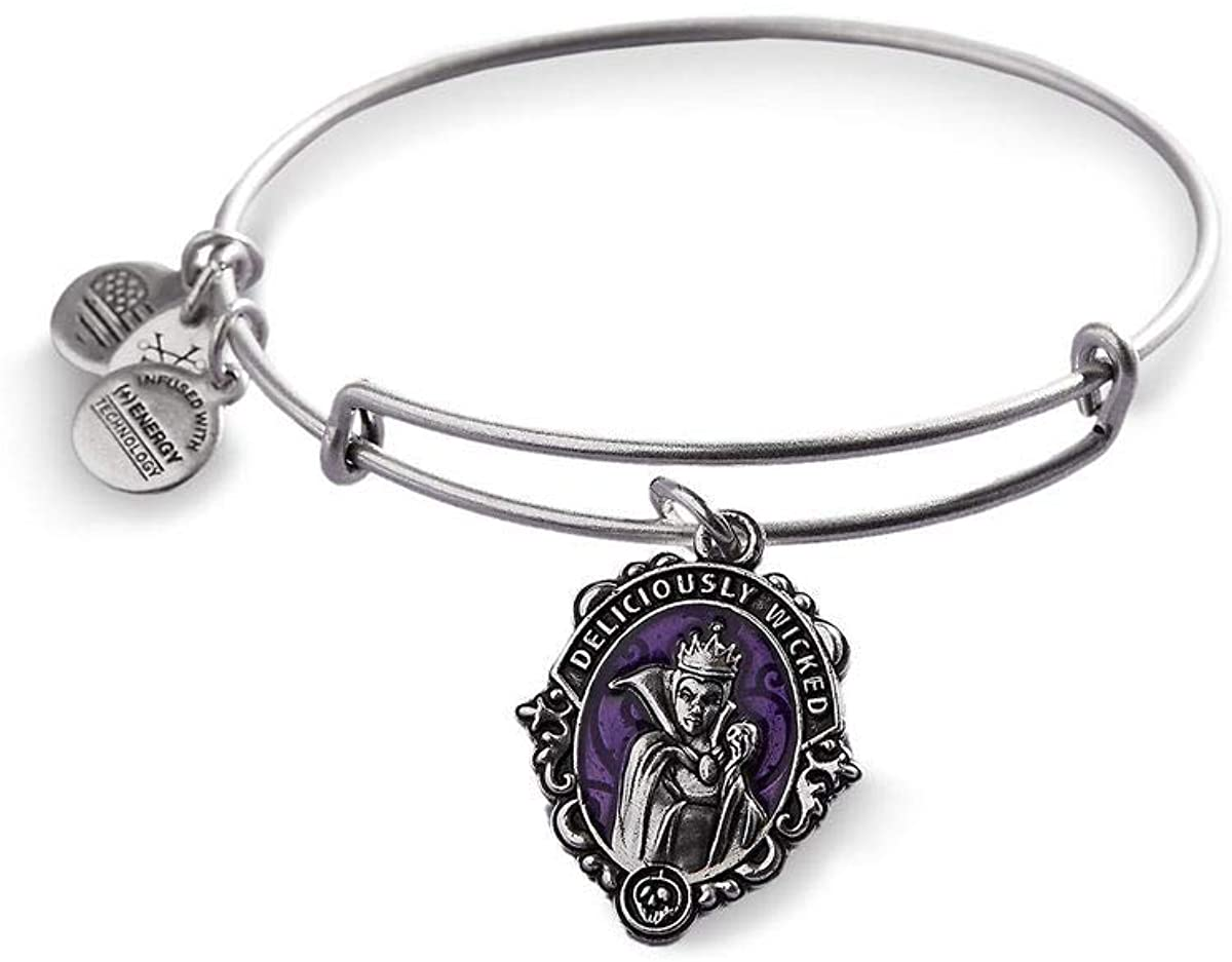 Alex and Ani Disney Evil Queen Bangle Bracelet Disney Villains Deliciously Wicked