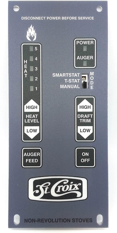 St. Croix/Even Temp Control Board - Circuit Board Part # 80P30523-R -NEW STYLE