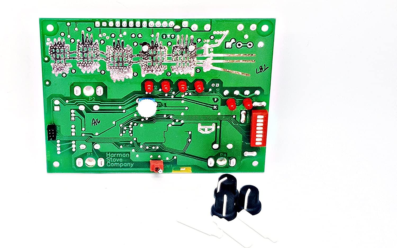 Harman PC 45 CIRCUIT CONTROL BOARD MODULE, PART# 1-00-05887