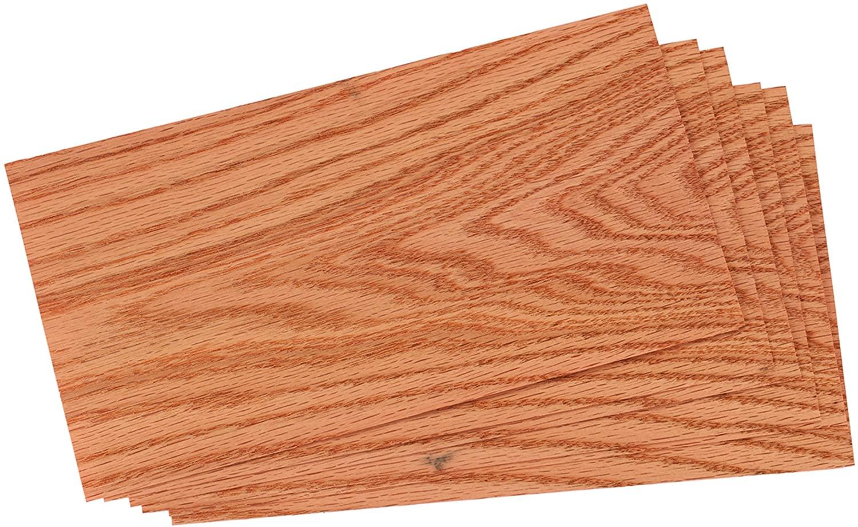 Oak Red Veneer 3 sq ft Pack