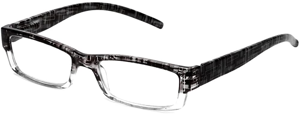Calabria 743 Designer Reading Glasses w/Matching Case