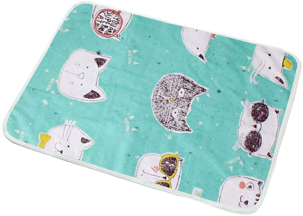 Baby Care for Newborn Portable Diaper Changing Pad Waterproof Baby Change Mat Bed Pad Play Mat