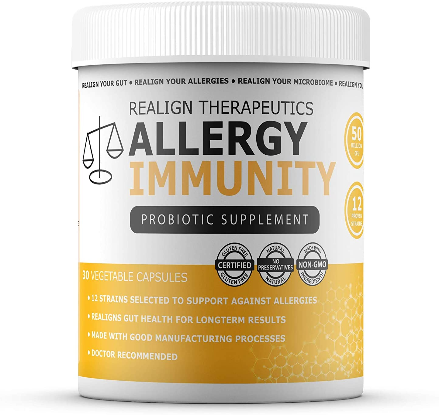 Allergy Immunity by Realign Therapeutics