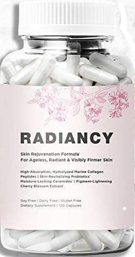 Radiancy Skin Nourishment Formula - 120 Capsules