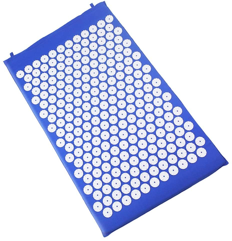 Xuan Yu Massage Acupressure Massage Mat - Yoga Acupressure Mat Relieve Back, Neck and Sciatic Pain, Relax Muscles, Relieve Insomnia