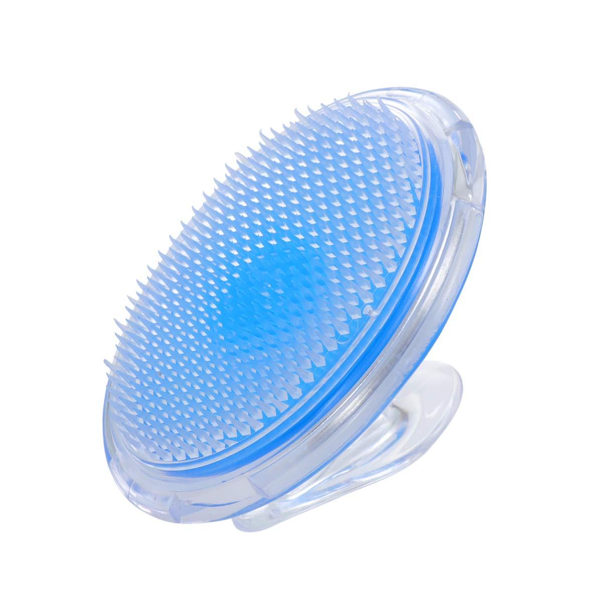 Exceart Scalp hair care brush hair shampoo brush massager brush Hair Comb Brush