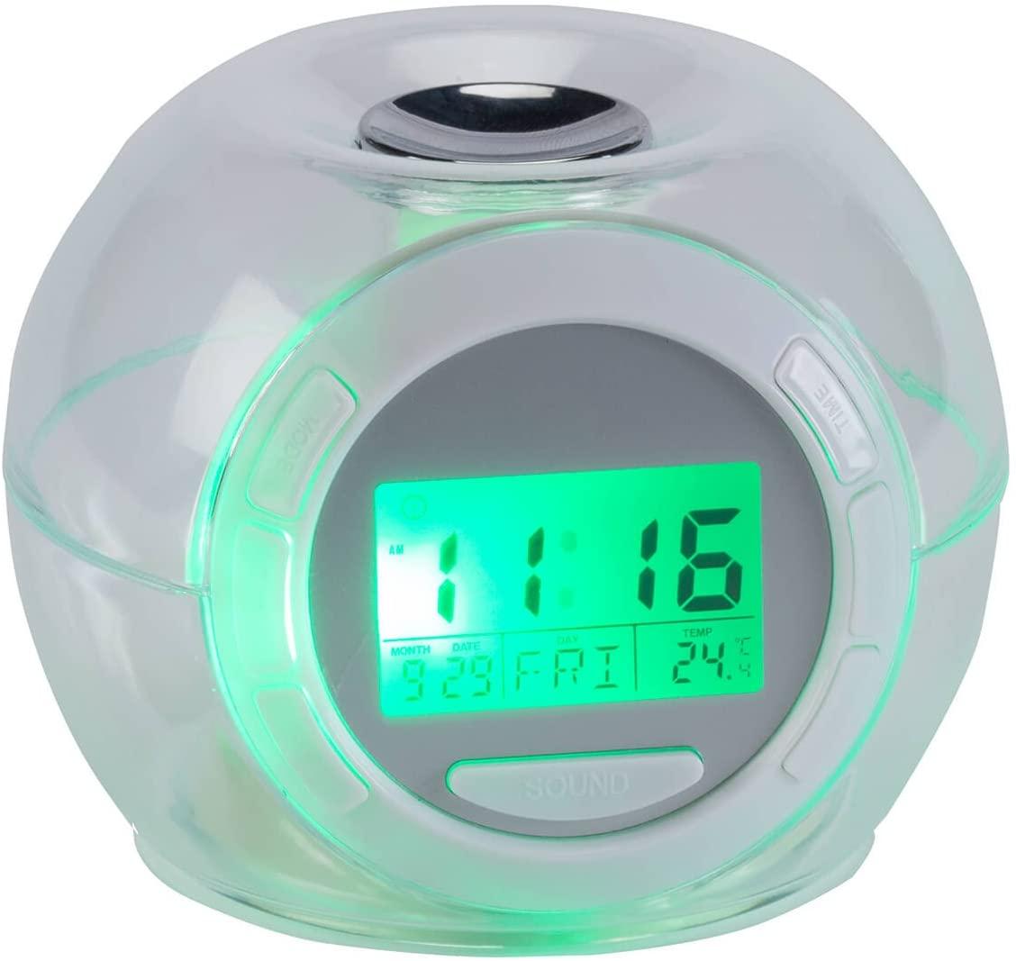Fox Valley Traders Sleep Machine - Soothing Sounds & Alarm Clock