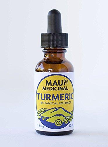 Turmeric Extract 1 oz. Hawaiian