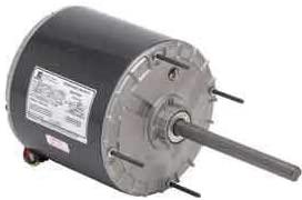 US Motors 7040, Condenser Fan, 1/3 HP, 1-Phase, 825 RPM Motor (5464)