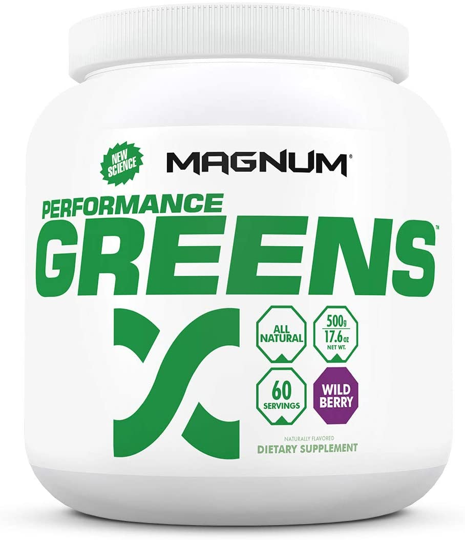 Magnum Greens, Phytonutrient Blend, 60 Servings