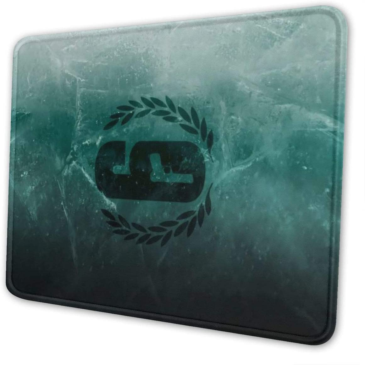 Rainbow Six Siege Gaming Mouse Pad Keyboards Mouse Mat Non-Slip Rubber Game Mousepad with Stitched Edge Wrist Rests Multifunctional Big Office Desk Pad for Pc Computer Laptop 7 X 8.6 in