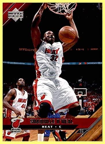 2005-06 Upper Deck #93 Shaquille O'Neal MIAMI HEAT LSU TIGERS