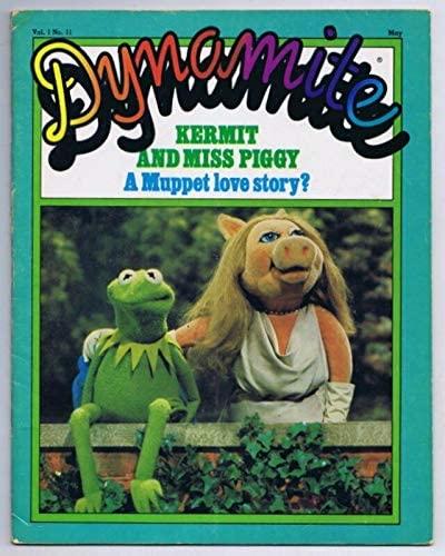 ORIGINAL Vintage 1979 Dynamite Magazine #60 Muppets Kermit Frog Miss Piggy
