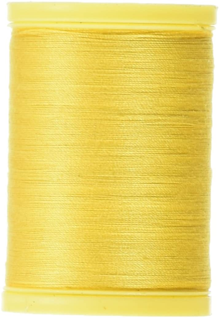 Coats: Thread & Zippers S970-7360 General Purpose Cotton Thread, 225-Yard, Spark Gold