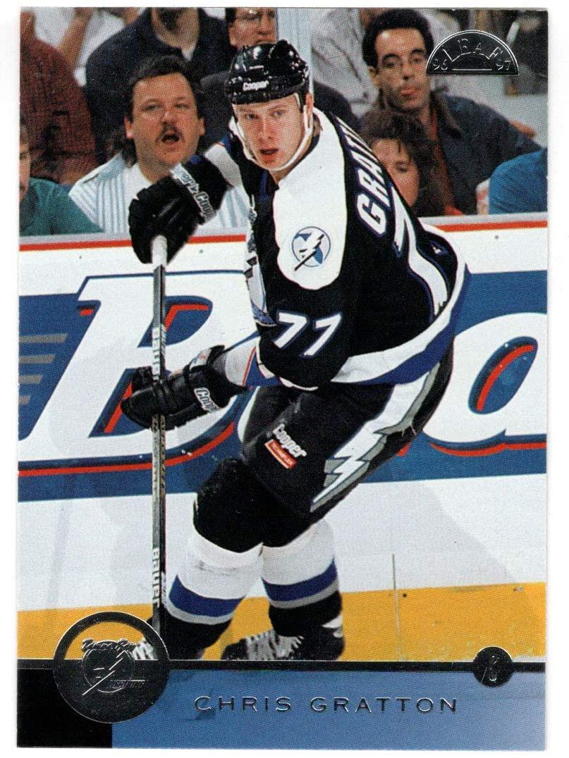 Chris Gratton - Tampa Bay Lightning (Hockey Card) 1996-97 Leaf # 120 Mint