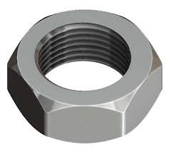 5/16-18 Finish Pattern Hex Jam Nuts Stainless Steel Qty 100