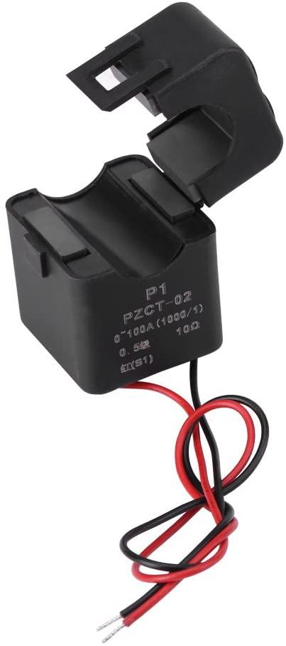 Current Transformer - VIFER PZCT-02 Split Core Current Transformer Coil Sensor for Energy Meter