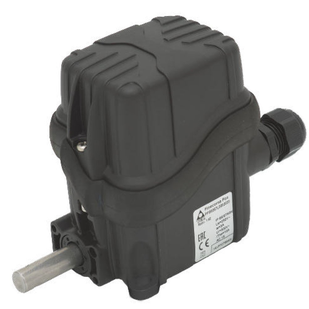 PFB9067L0016010: Ratio 1:15-2 Cams Snap Action Fox Rotary Limit Switch