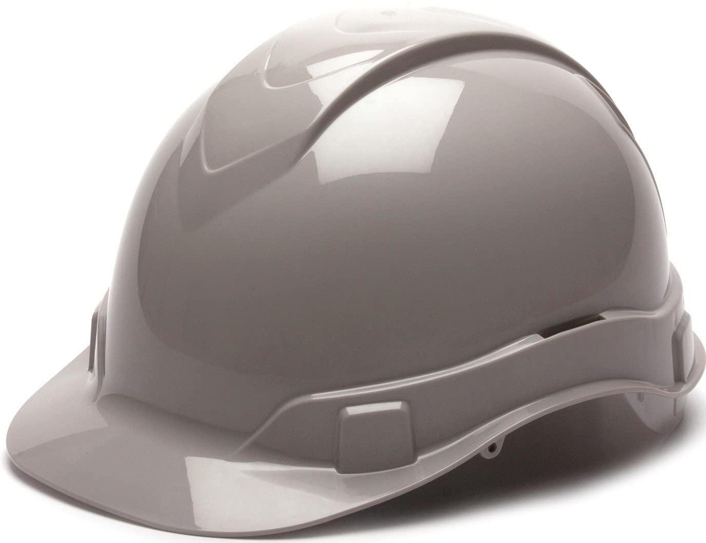 Pyramex Ridgeline Cap Style Glide Lock Suspension Hard Hat