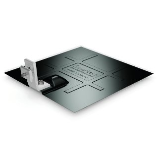 SnapNrack Bonding L Foot w Flashing Kit Clear