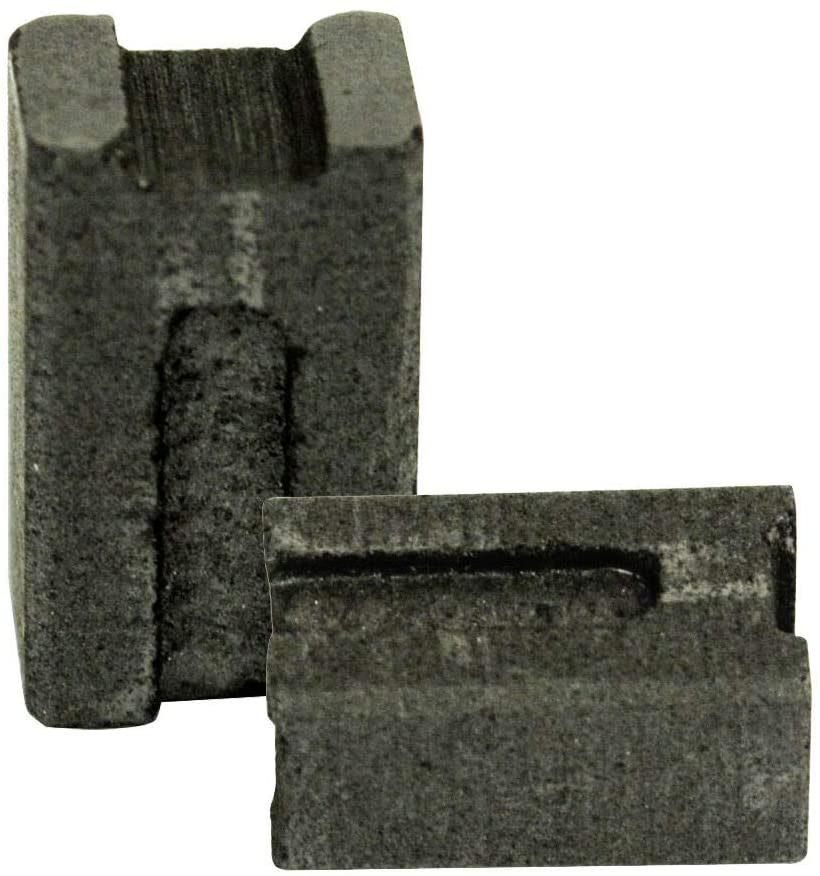 Replacement Carbon Brush Set of 4 for Fits Dewalt Porter Cable - G58 176846-02 176846-04 176846-00