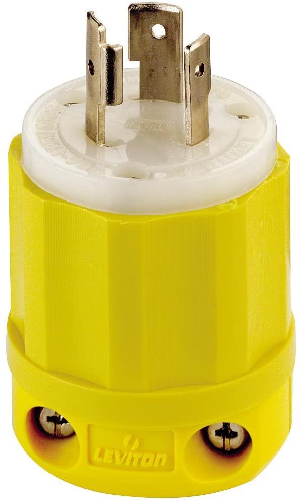 Leviton 23CM-11, Yellow-White
