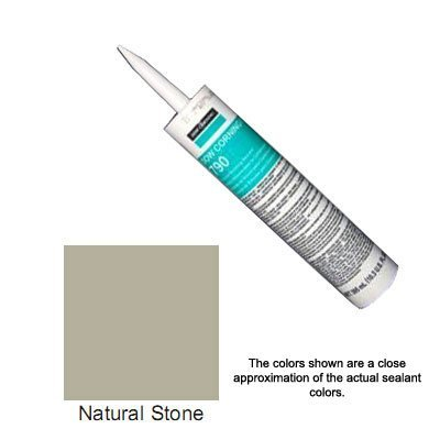 Natural Stone Dow Corning 790 Silicone Building Sealant - 12 Tubes (Case)