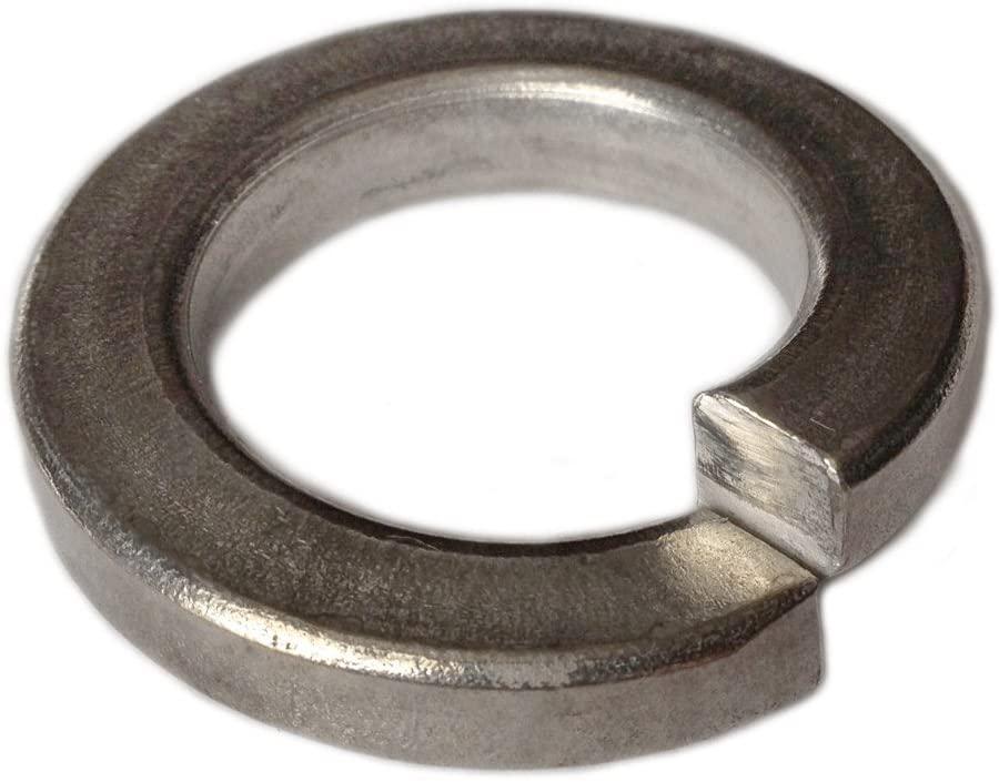316 Stainless Steel Split Lock Washers 7/16 (Pack of 25) Marine Bolt Supply
