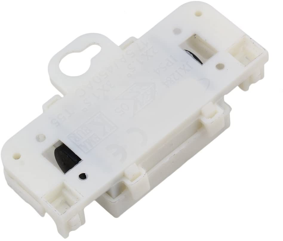 Ewead, White Plastic Waterproof Junction Box Underground Cable Line Protection Connector IP54 with T06-MM3S Terminal