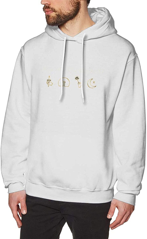 DARSOMISIN My Chemical Romance Casual Sports Hoodie 2020 Men Print Sweatshirts Hoodedwhite 3X-Large