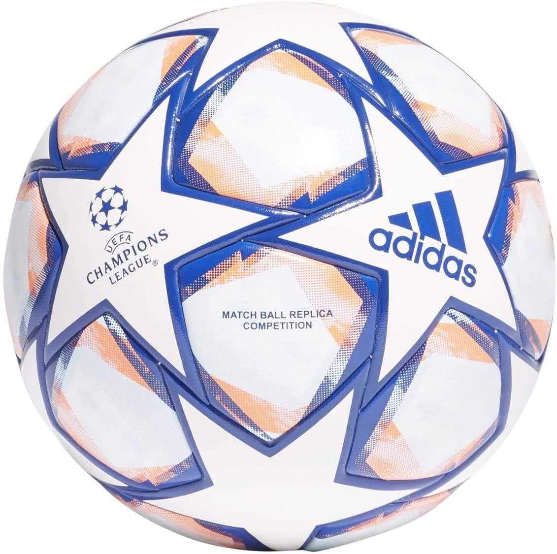 adidas Men's Fin 20 Com Soccer Ball