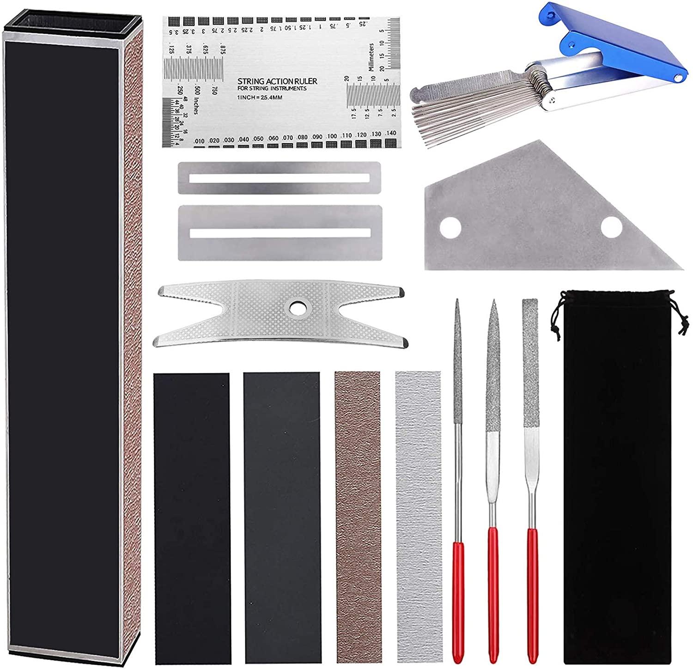 Guitar Repair Tool Kit with 8