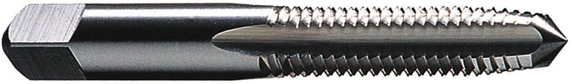 Straight Flute Tap, Thread Size #10-32, UNF, UNJF, Taper, Overall Length 2-3/8 (Pack of 5)