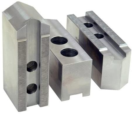 KT Part#: 6350AP Ð Aluminum Soft Jaws for 6