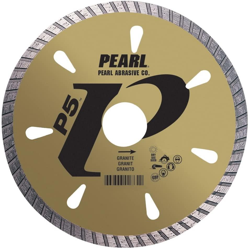 Pearl Abrasive P5 DIA06GRT Granite Blade 6 x .080 x 7/8, ◊, 5/8