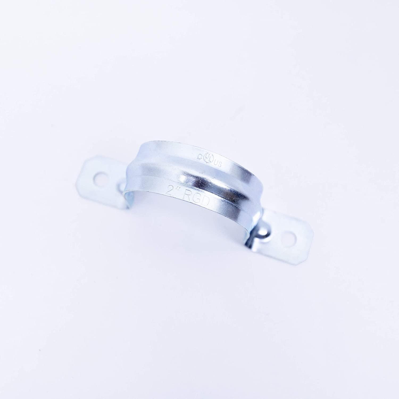 Rigid two hole strap, 3