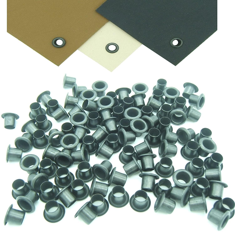 QuickClip Pro Mil-Spec Kydex Eyelets GS 8-12, Brass Black Oxide 1/4