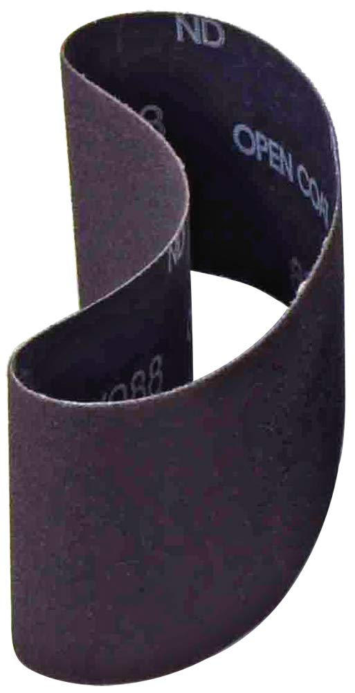 4x36 Aluminum Oxide 36 Grit Sander Belt, x-weight<br>A&H Abrasives 842611x10, 10-pack
