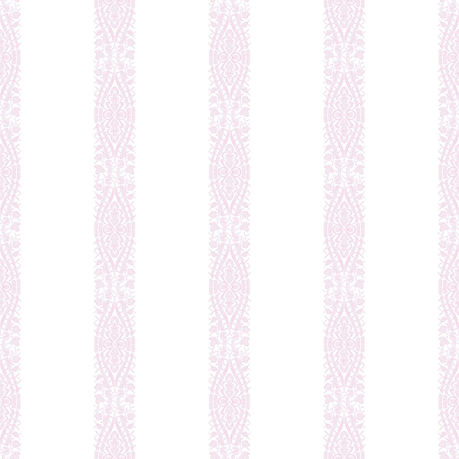 York Wallcoverings Ballerina Stripe Water-Activated Removable Wallpaper - Orchid  Spray with Water and Hang   Ultra Easy