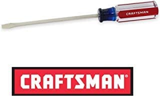 Craftsman Tools Slotted Screwdriver (1/8