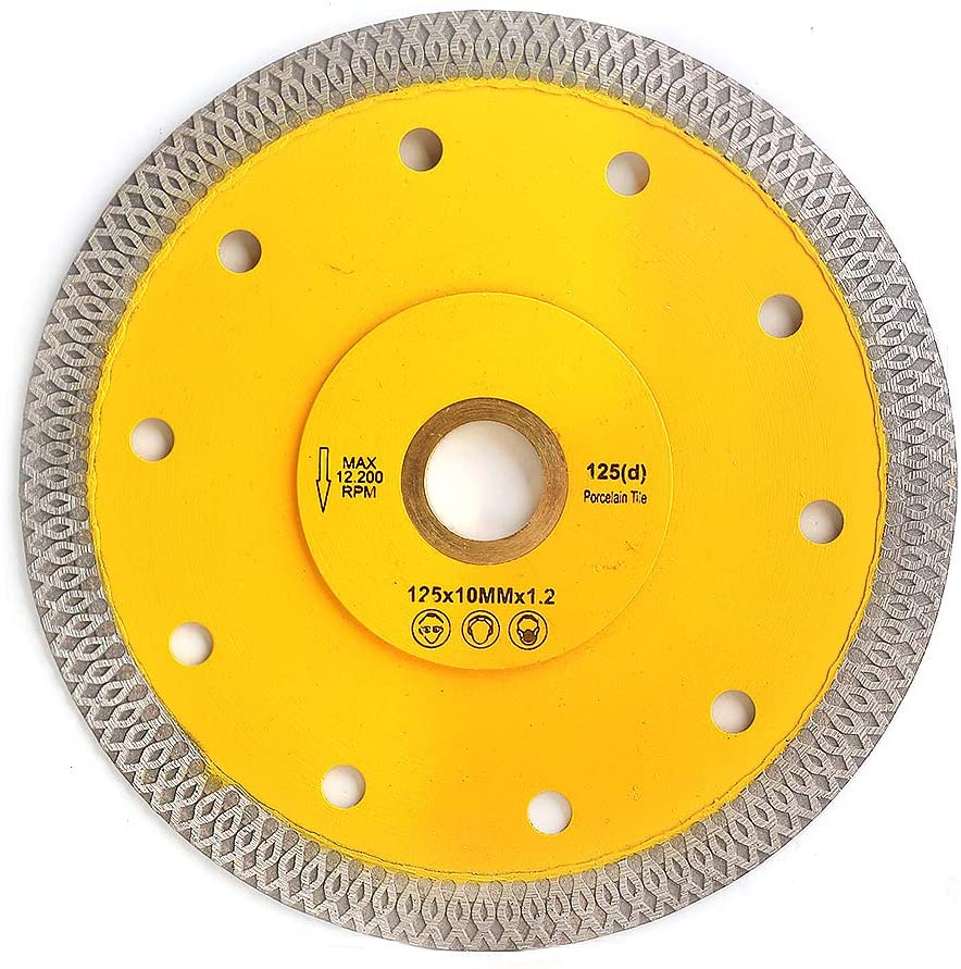 Diamond Saw Blade Porcelain Cutting Blade for Cutting Granite Marbles Tiles (5)
